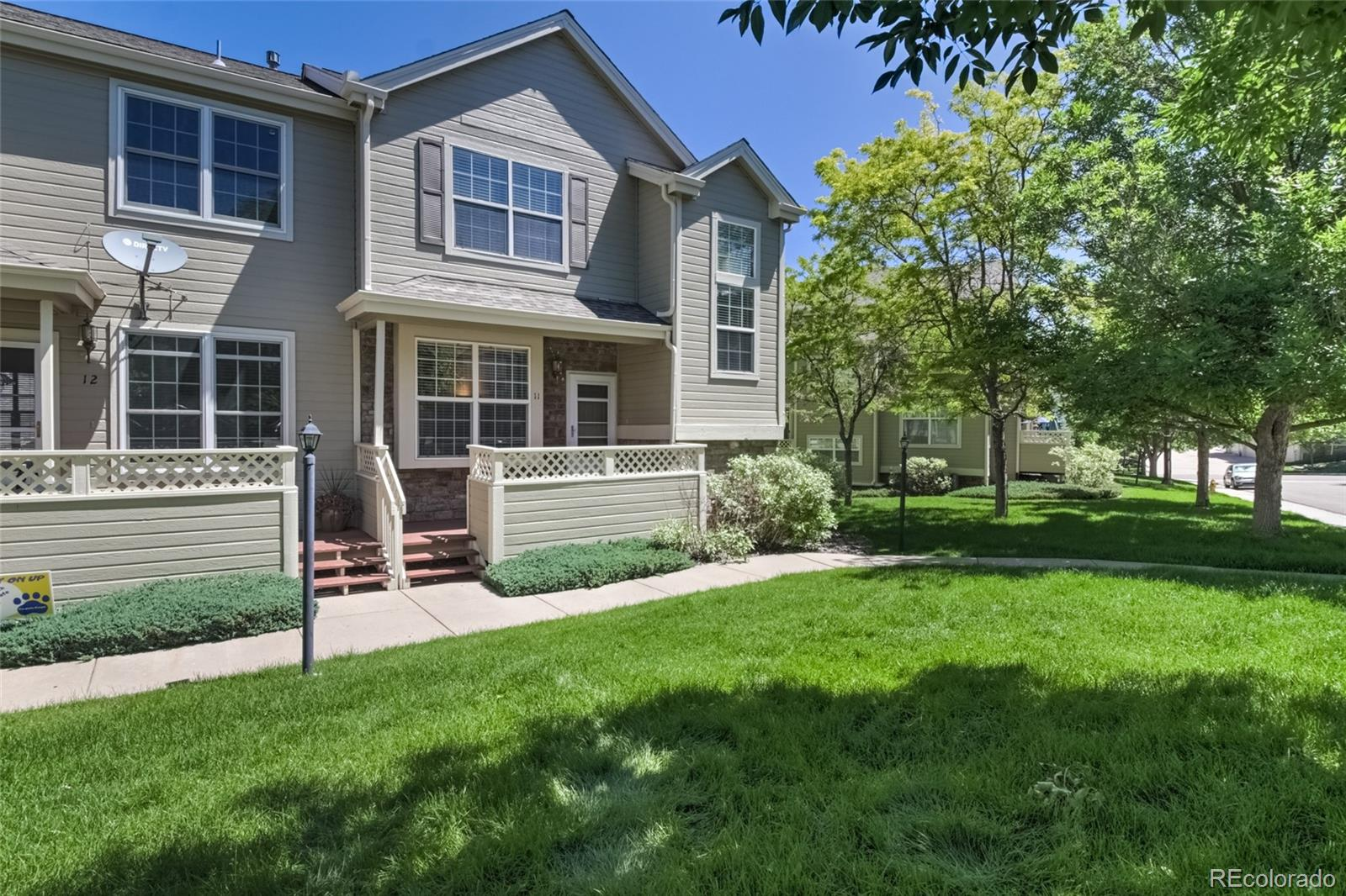 321 W Jamison Place #11 Property Photo - Littleton, CO real estate listing