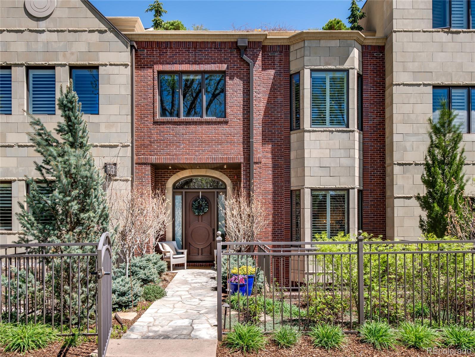 440 Madison Street Property Photo - Denver, CO real estate listing