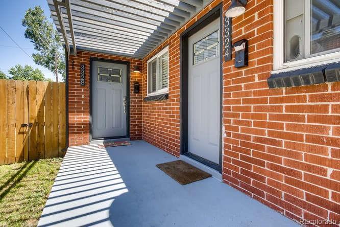 3328 Glencoe Street Property Photo - Denver, CO real estate listing