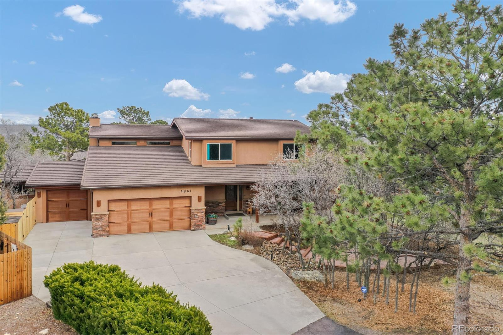 4961 Cliff Point Circle, Colorado Springs, CO 80919 - Colorado Springs, CO real estate listing