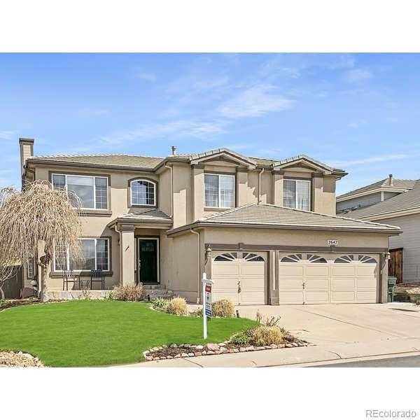 2647 Bitterroot Place Property Photo - Highlands Ranch, CO real estate listing