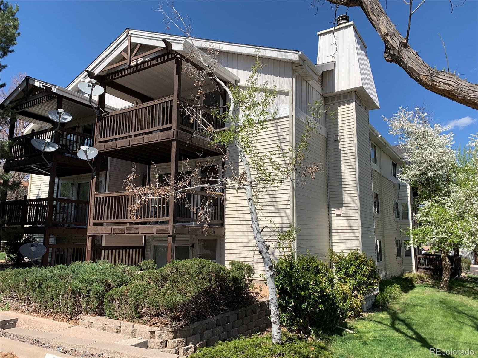 17321 E Mansfield Avenue #232R Property Photo - Aurora, CO real estate listing