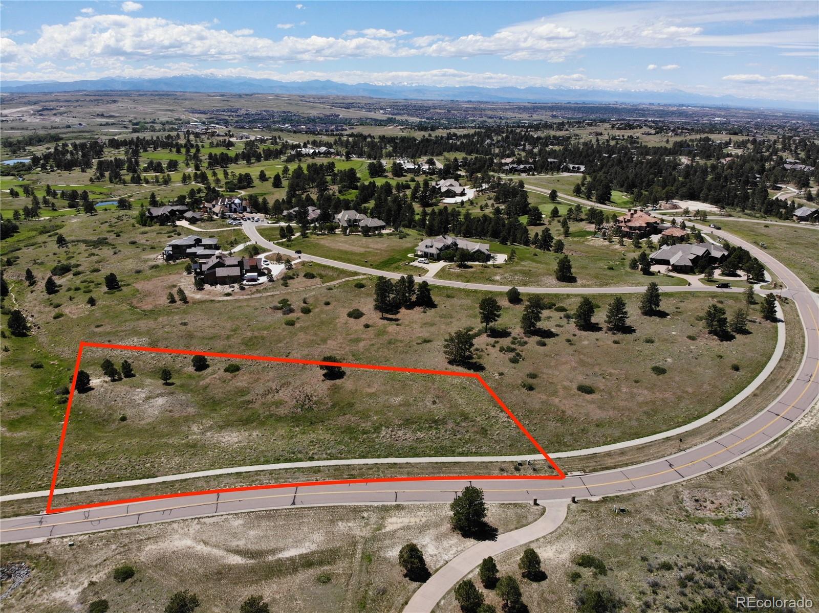 8620 Preservation Trail Property Photo - Parker, CO real estate listing