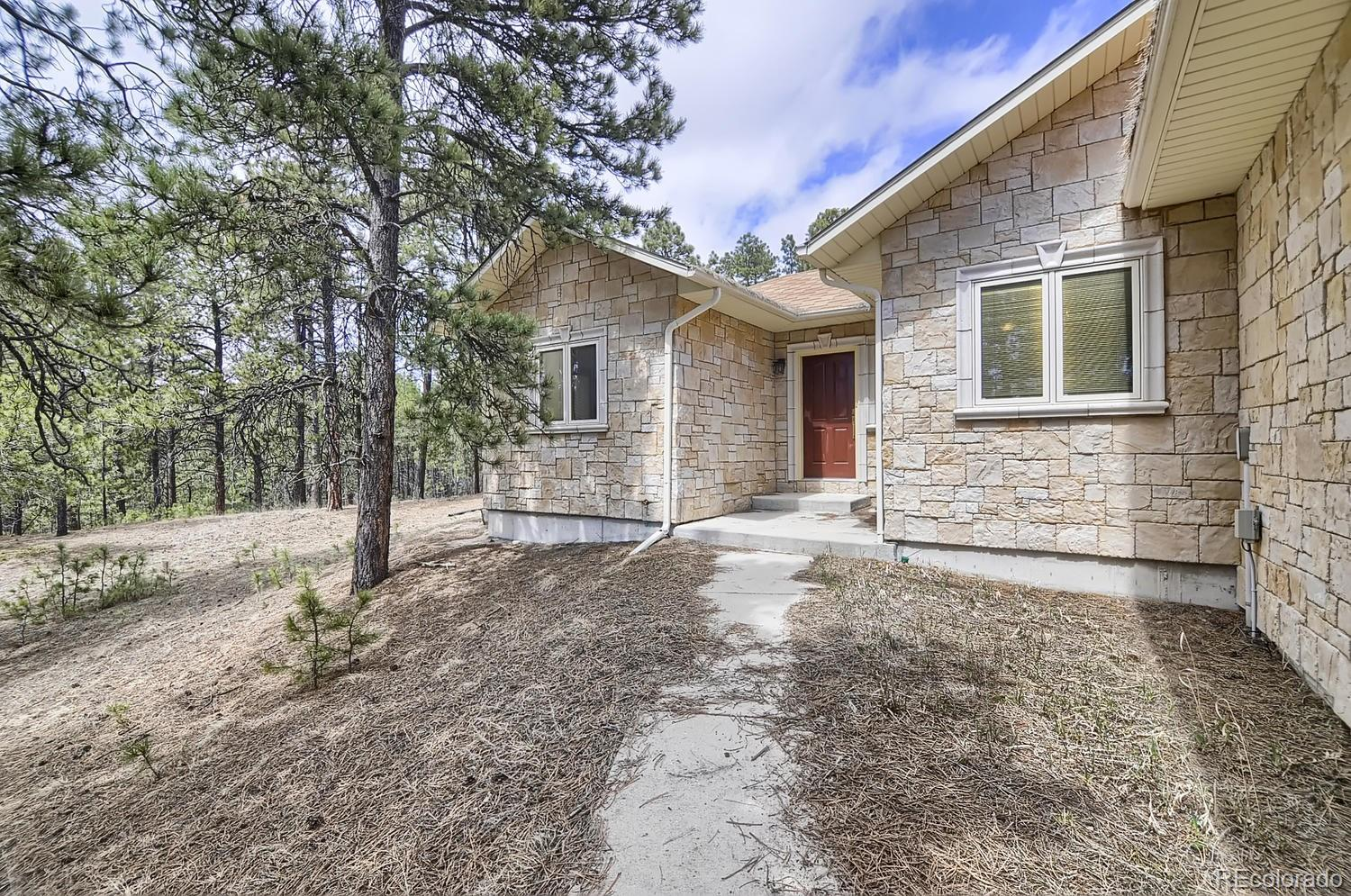 12900 Murphy Road Property Photo - Elbert, CO real estate listing