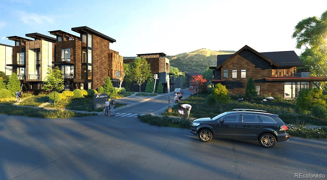 Urban Street At The Mountain Real Estate Listings Main Image