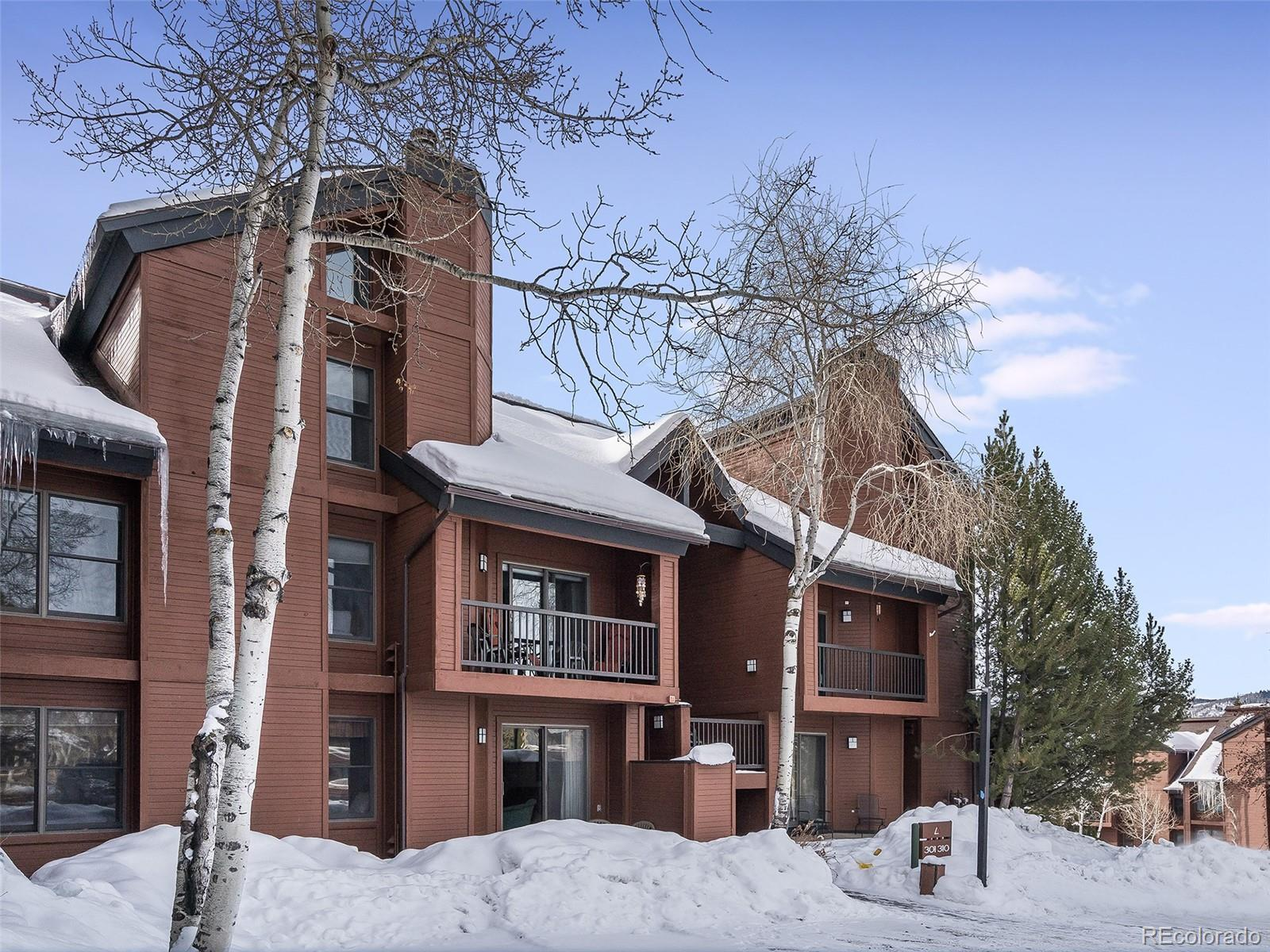2025 Walton Creek Road #303 Property Photo - Steamboat Springs, CO real estate listing