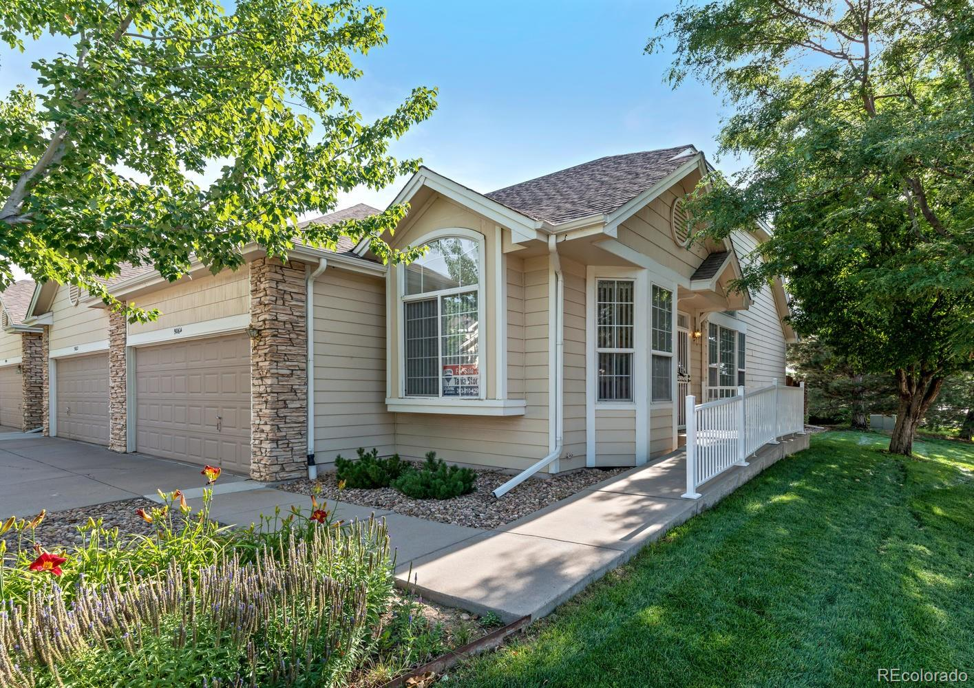 9064 W Phillips Drive Property Photo - Littleton, CO real estate listing