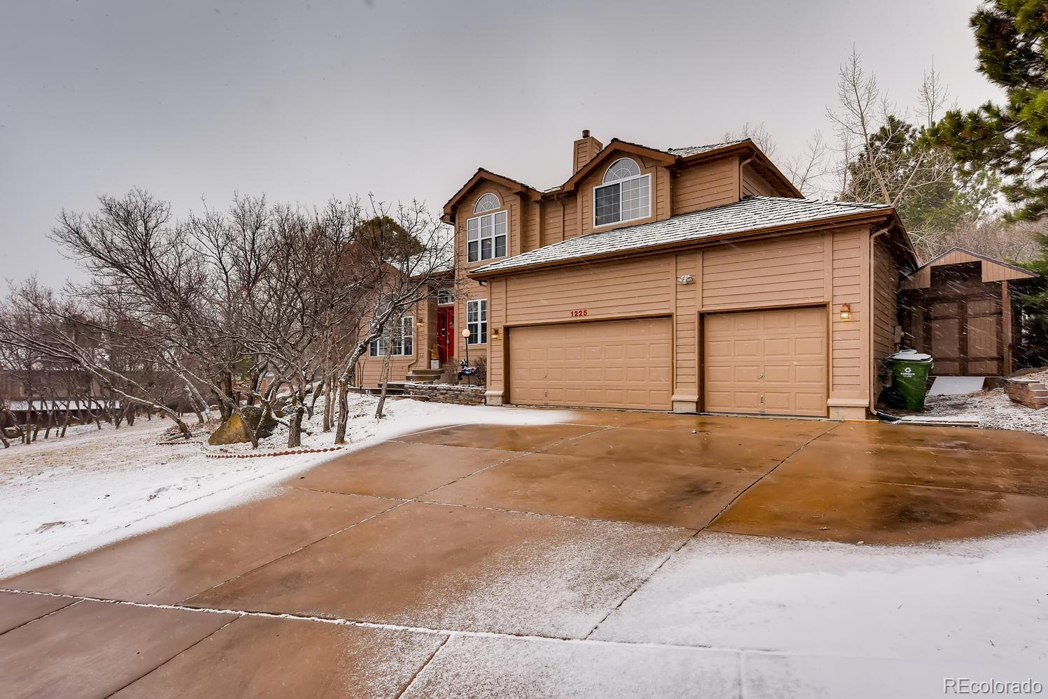 1225 Popes Valley Drive, Colorado Springs, CO 80919 - Colorado Springs, CO real estate listing