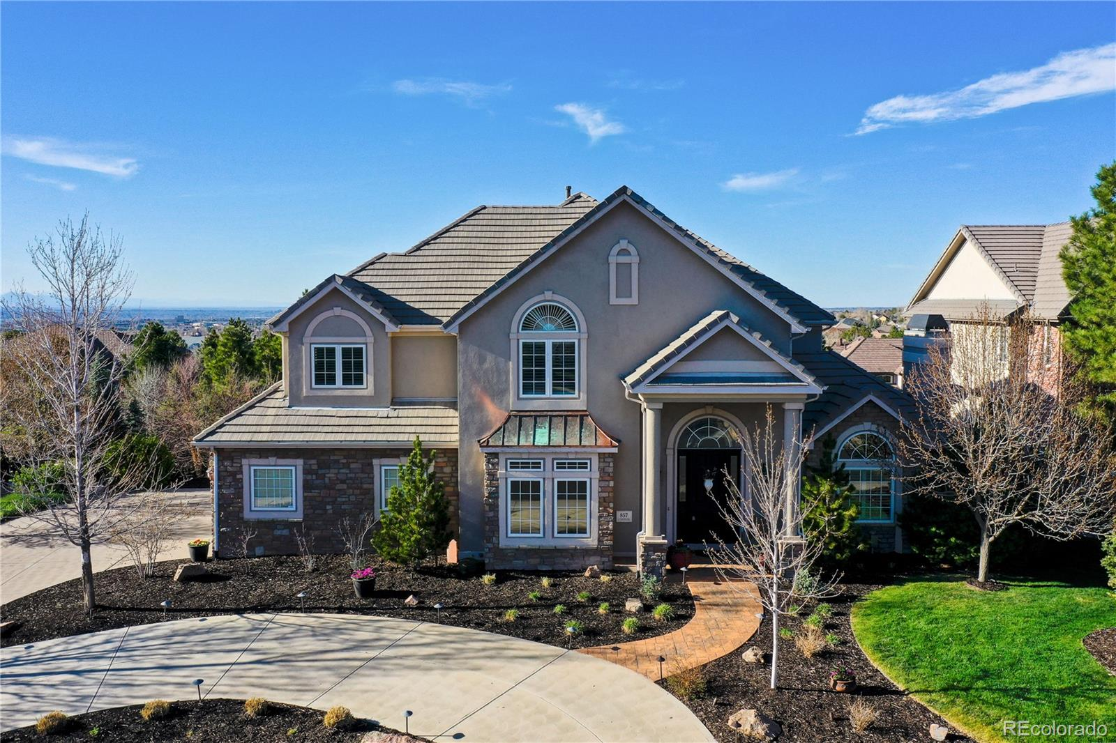 857 Fairchild Drive Property Photo - Highlands Ranch, CO real estate listing