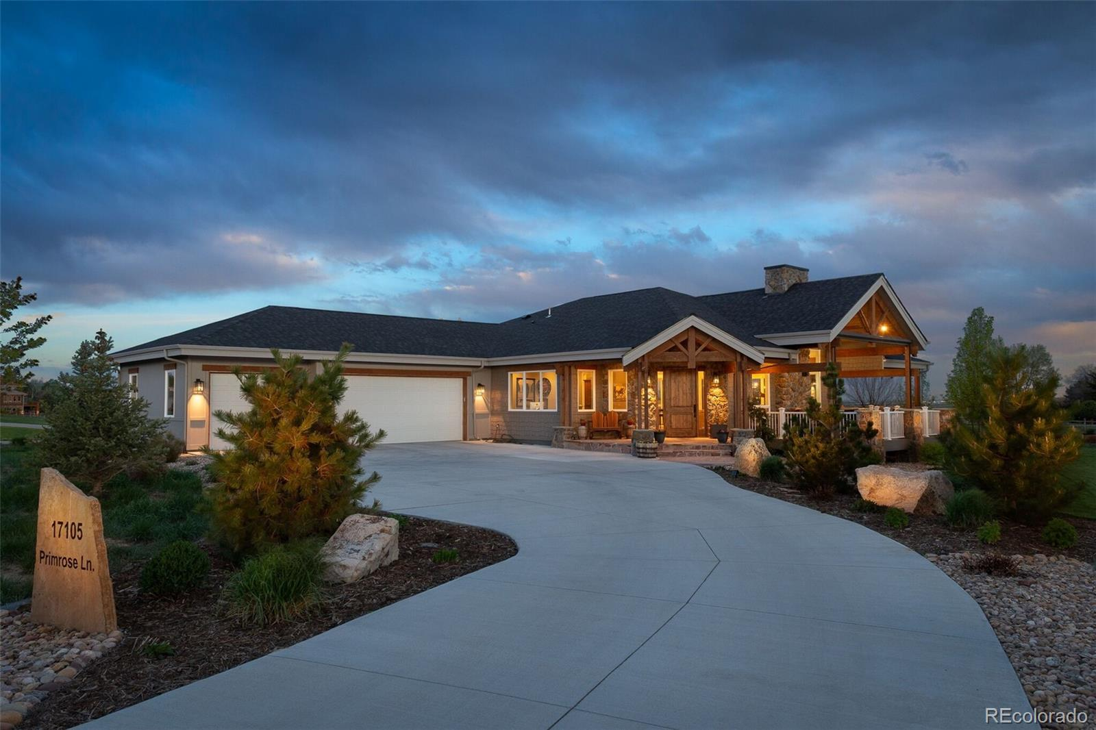 17105 Primrose Lane Property Photo - Mead, CO real estate listing