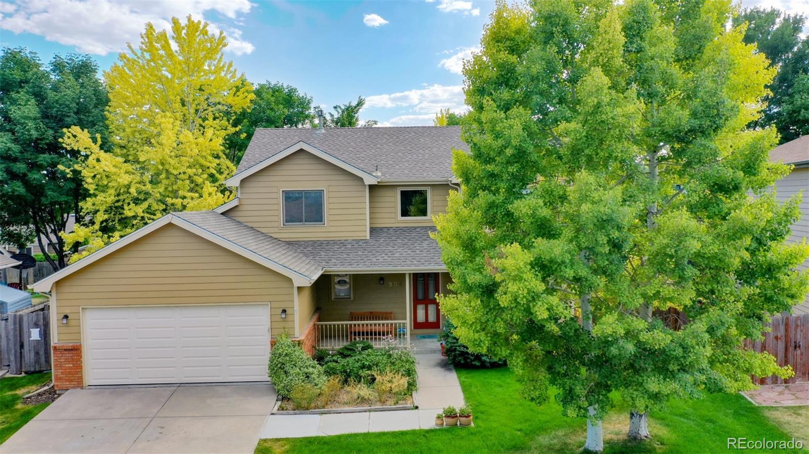 904 Alexandria Drive Property Photo - Loveland, CO real estate listing