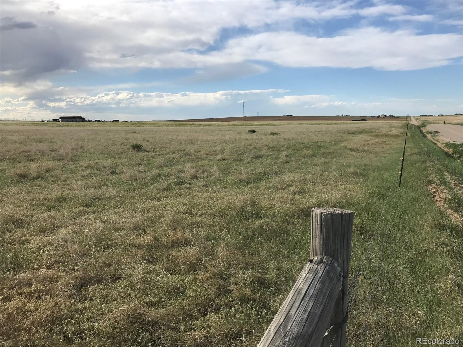 Lot 1 Manilla & 128th Road Property Photo - Keenesburg, CO real estate listing