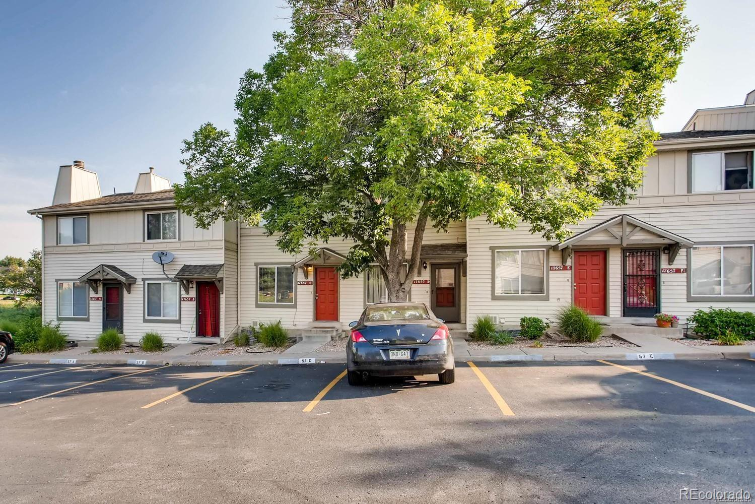 17657 E Loyola Drive #C Property Photo - Aurora, CO real estate listing