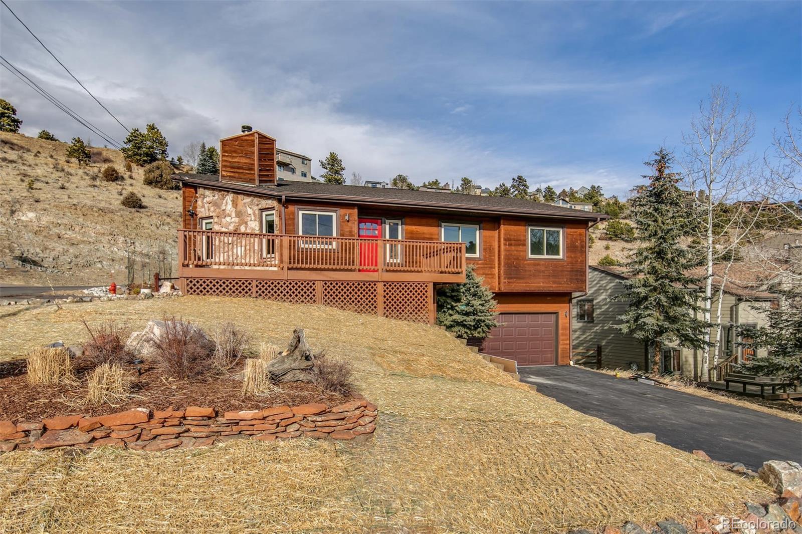 29567 Buckboard Lane, Evergreen, CO 80439 - Evergreen, CO real estate listing