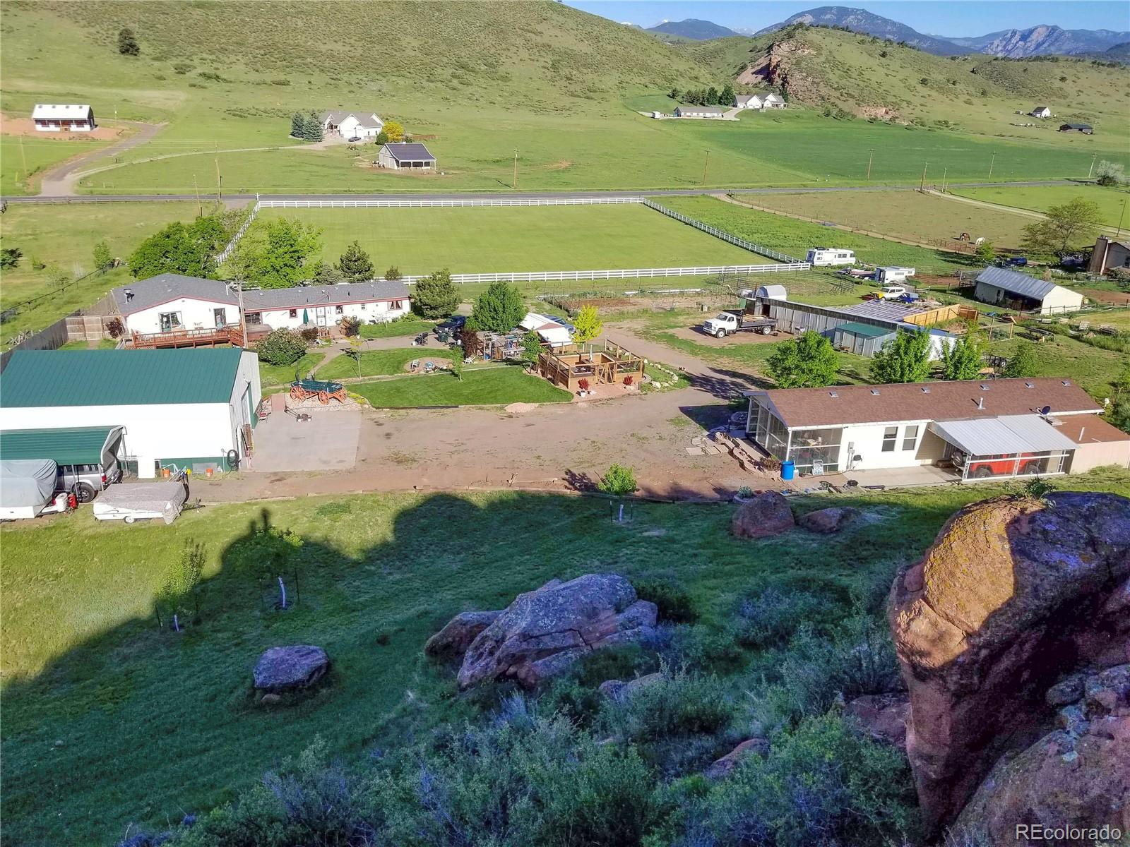 3208 S County Road 29 Property Photo - Loveland, CO real estate listing