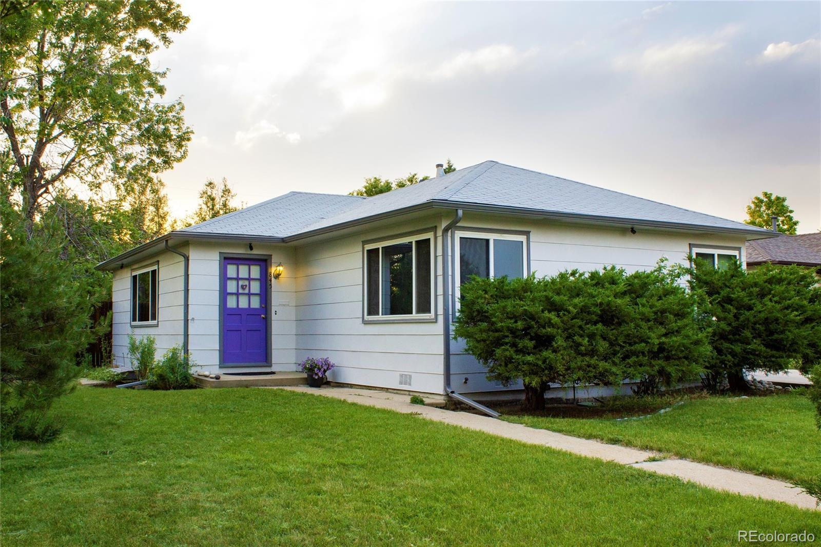 845 S Shoshone Street Property Photo - Denver, CO real estate listing