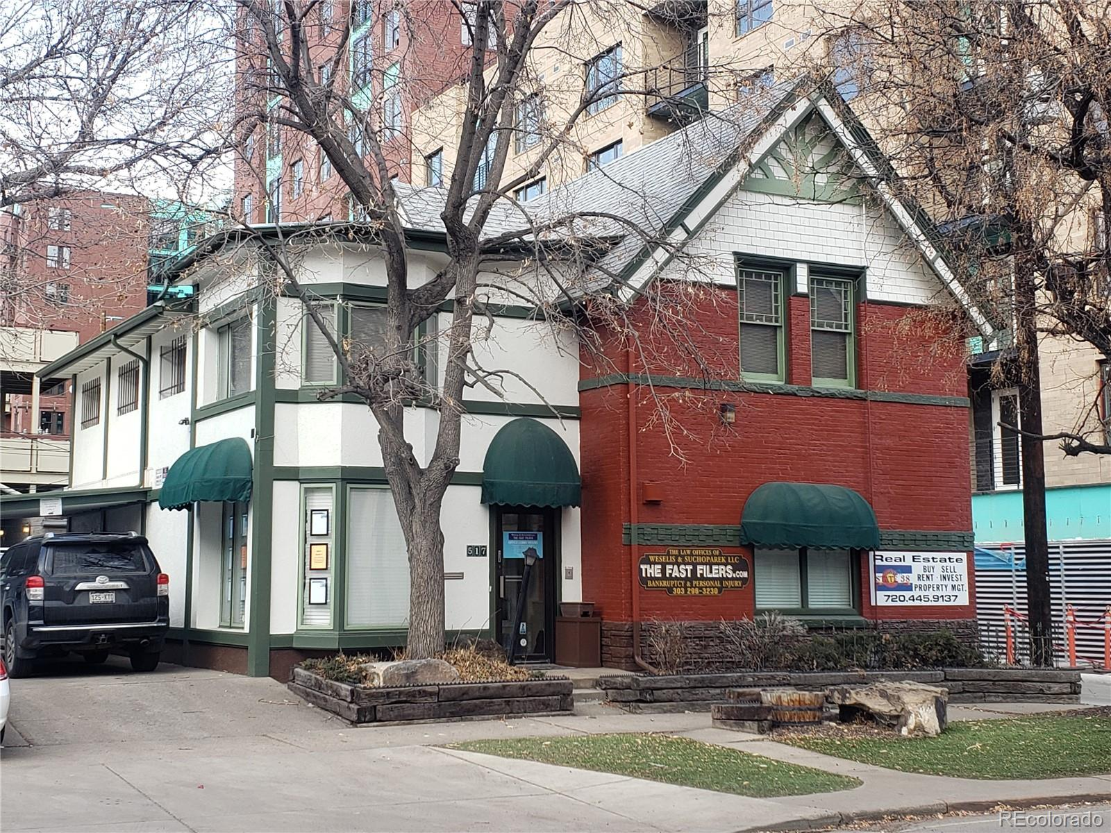 517 E 16th Avenue Property Photo - Denver, CO real estate listing