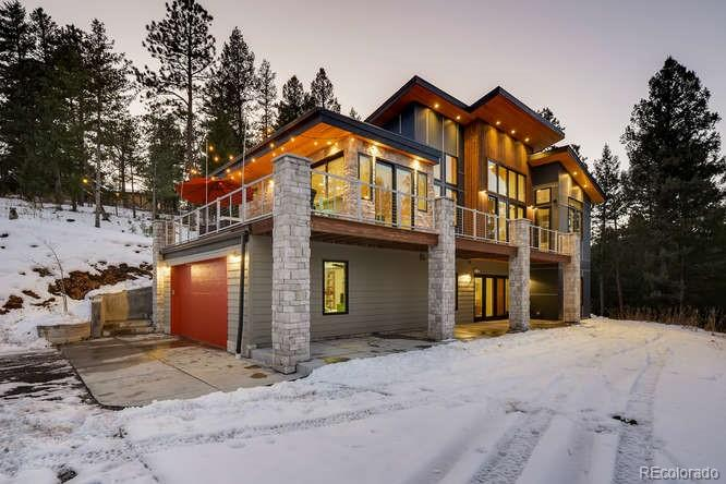5849 S Merriam Drive, Evergreen, CO 80439 - Evergreen, CO real estate listing