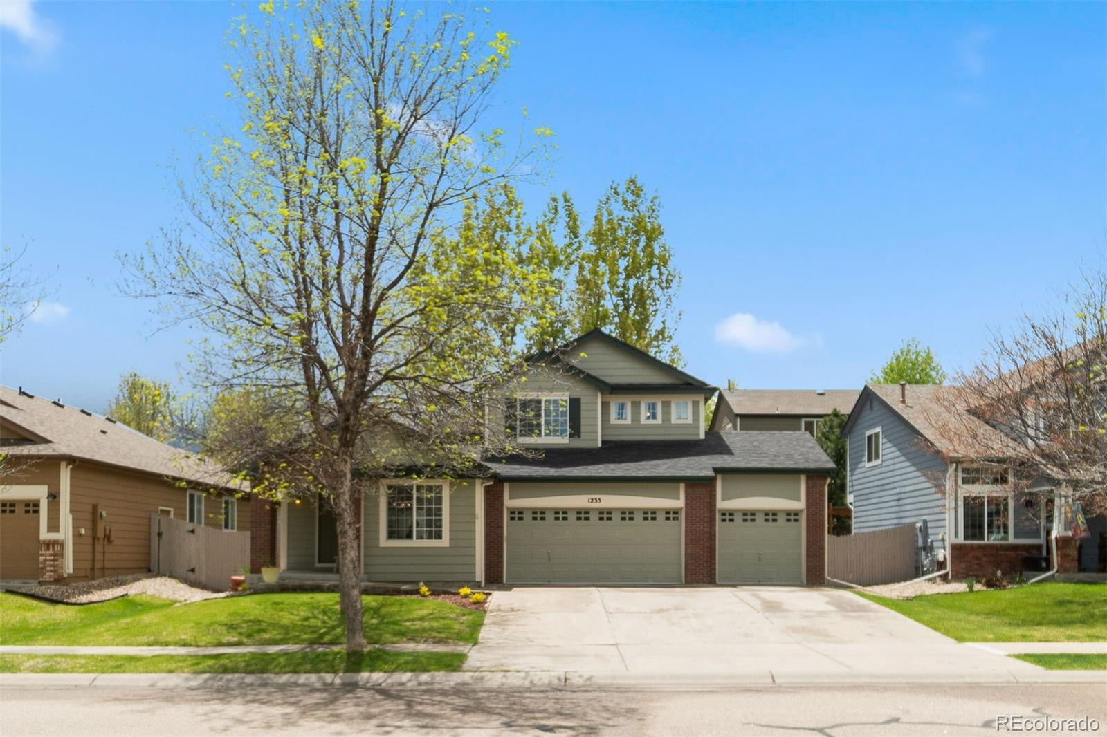 1233 Saint John Place Property Photo - Fort Collins, CO real estate listing