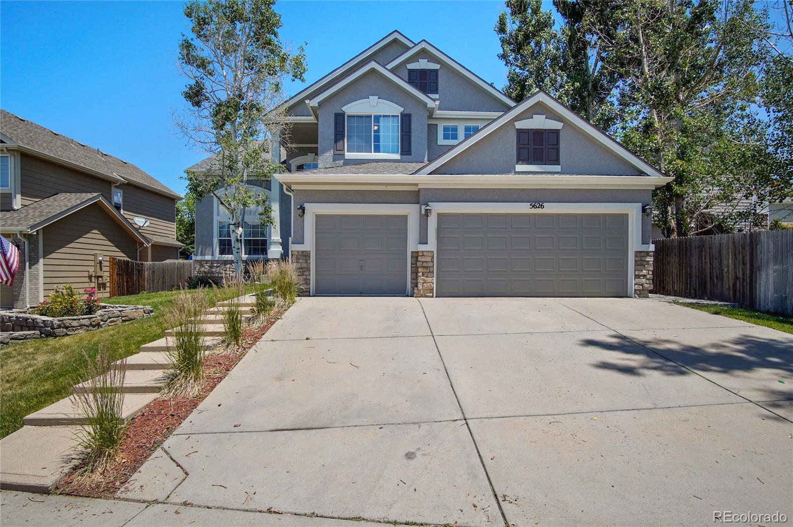 5626 S Shawnee Street Property Photo - Aurora, CO real estate listing