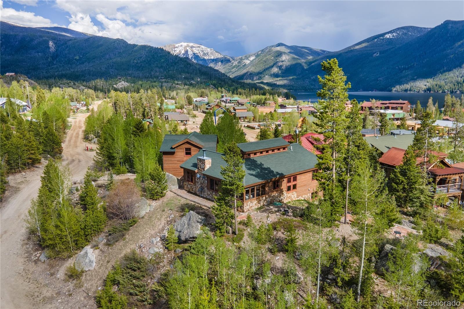 716 Mountain Avenue Property Photo - Grand Lake, CO real estate listing