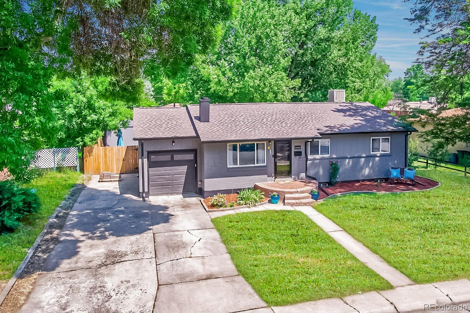 6666 Lee Street Property Photo - Arvada, CO real estate listing