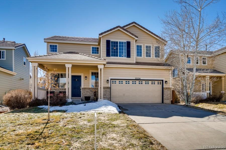 22224 E Belleview Place Property Photo - Aurora, CO real estate listing