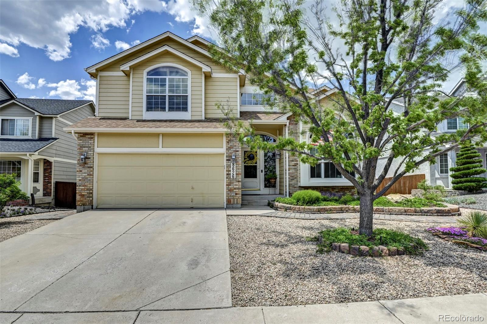 8626 Gatewick Drive Property Photo - Colorado Springs, CO real estate listing