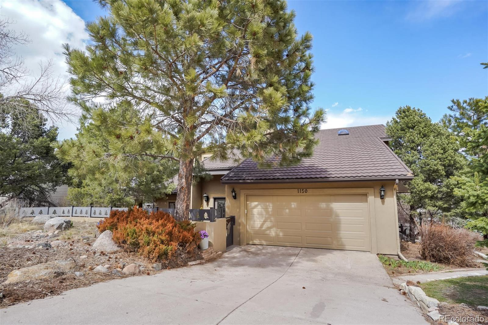 1150 Popes Valley Drive, Colorado Springs, CO 80919 - Colorado Springs, CO real estate listing