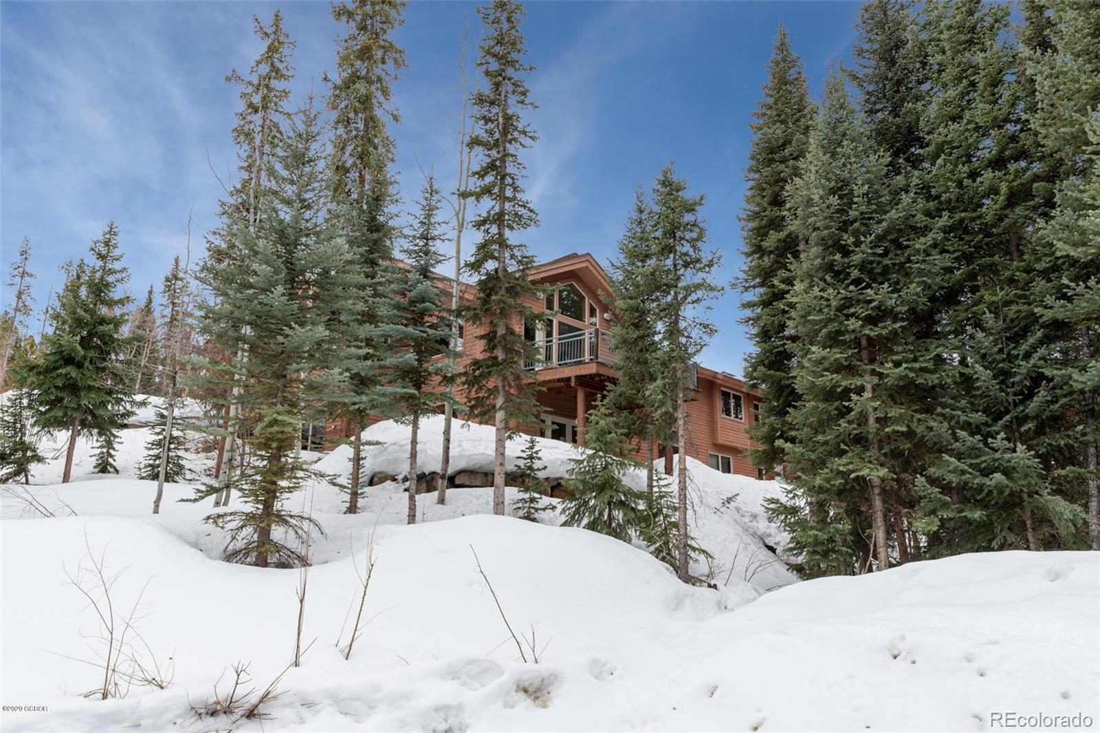 209 Arapahoe Property Photo - Winter Park, CO real estate listing