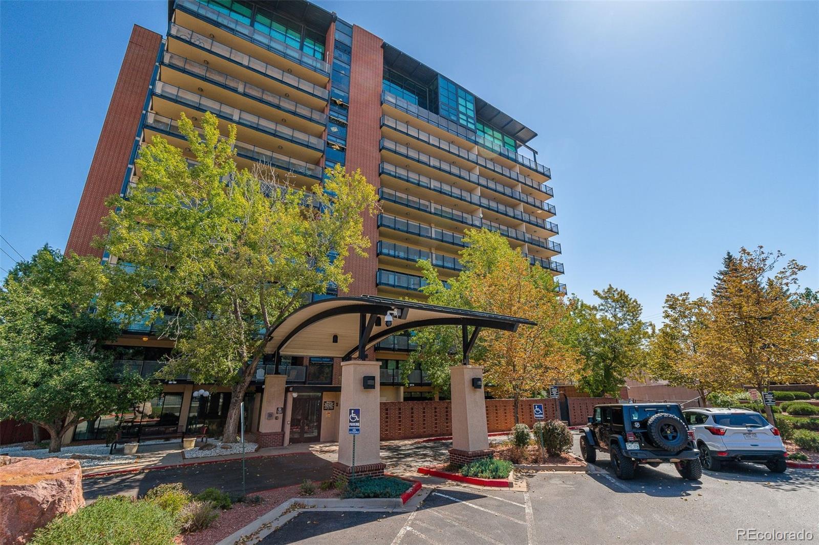 417 E Kiowa Street #406 Property Photo - Colorado Springs, CO real estate listing