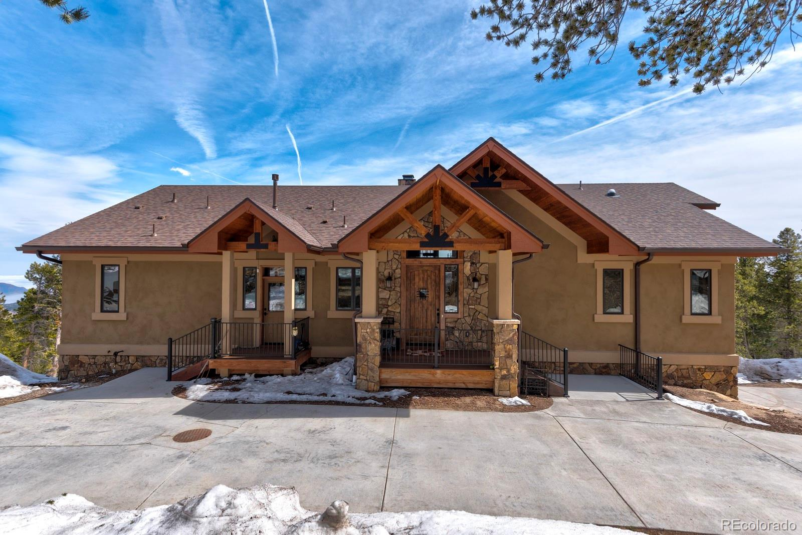 33961 Skyline Drive Property Photo - Golden, CO real estate listing