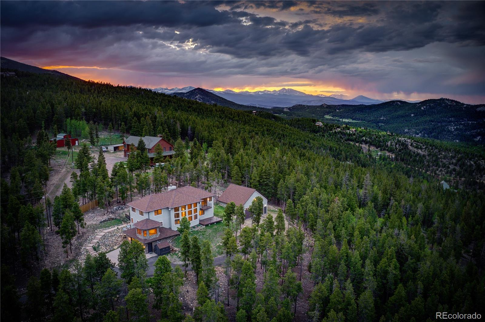 33459 Lyttle Dowdle Drive Property Photo - Golden, CO real estate listing