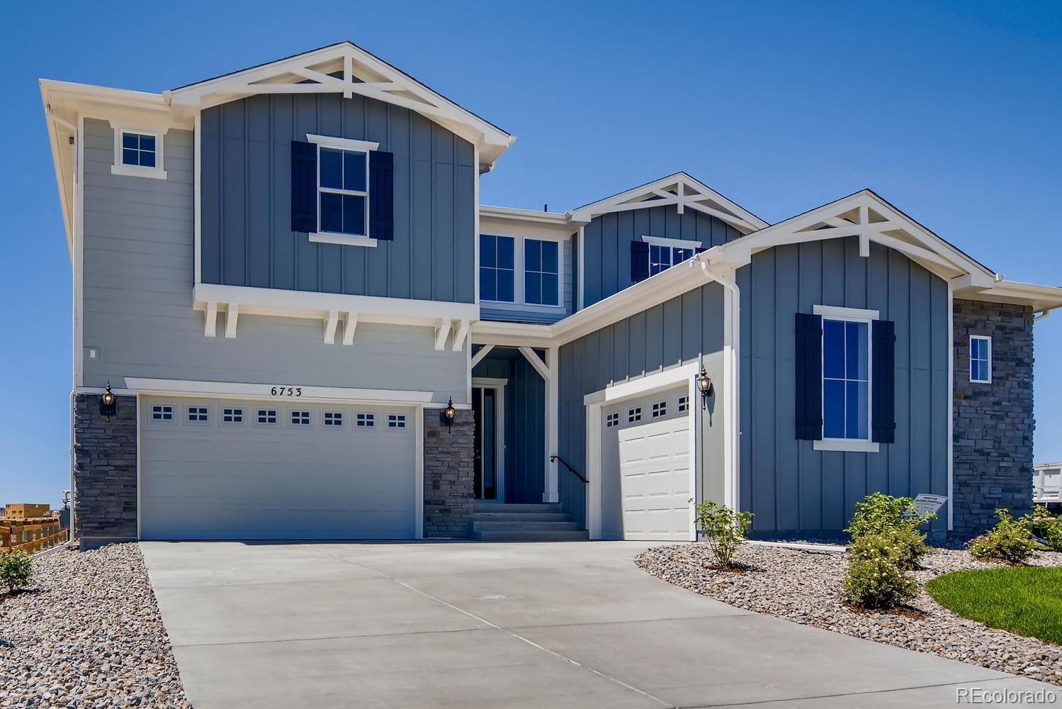 6753 S Vandriver Court Property Photo - Aurora, CO real estate listing