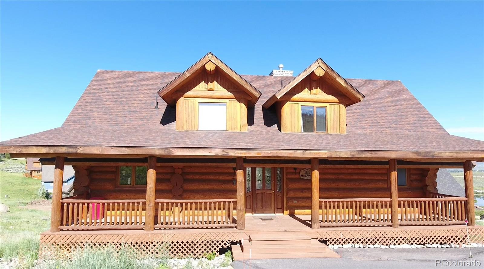 210 Village Property Photo - Granby, CO real estate listing