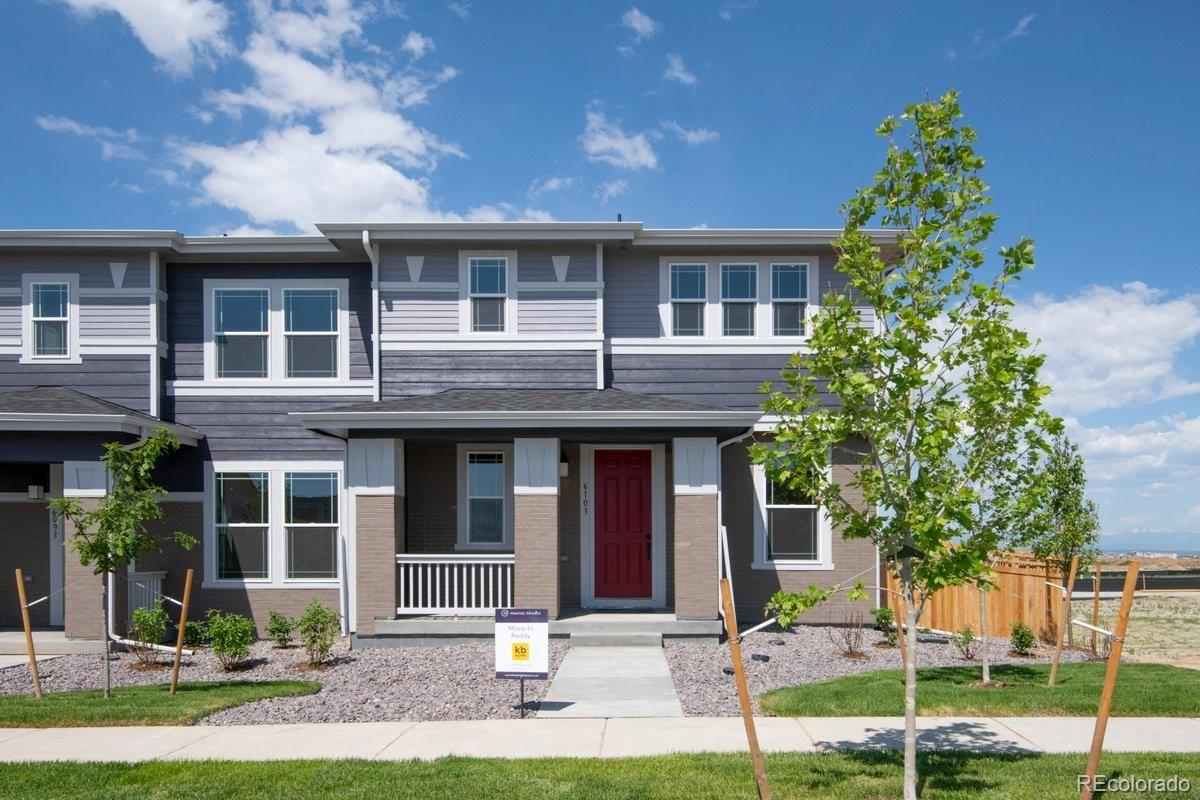 6103 N Orleans Street Property Photo - Aurora, CO real estate listing