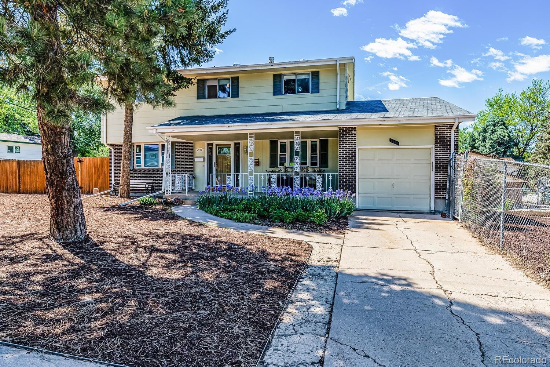 2171 E Euclid Avenue Property Photo - Centennial, CO real estate listing