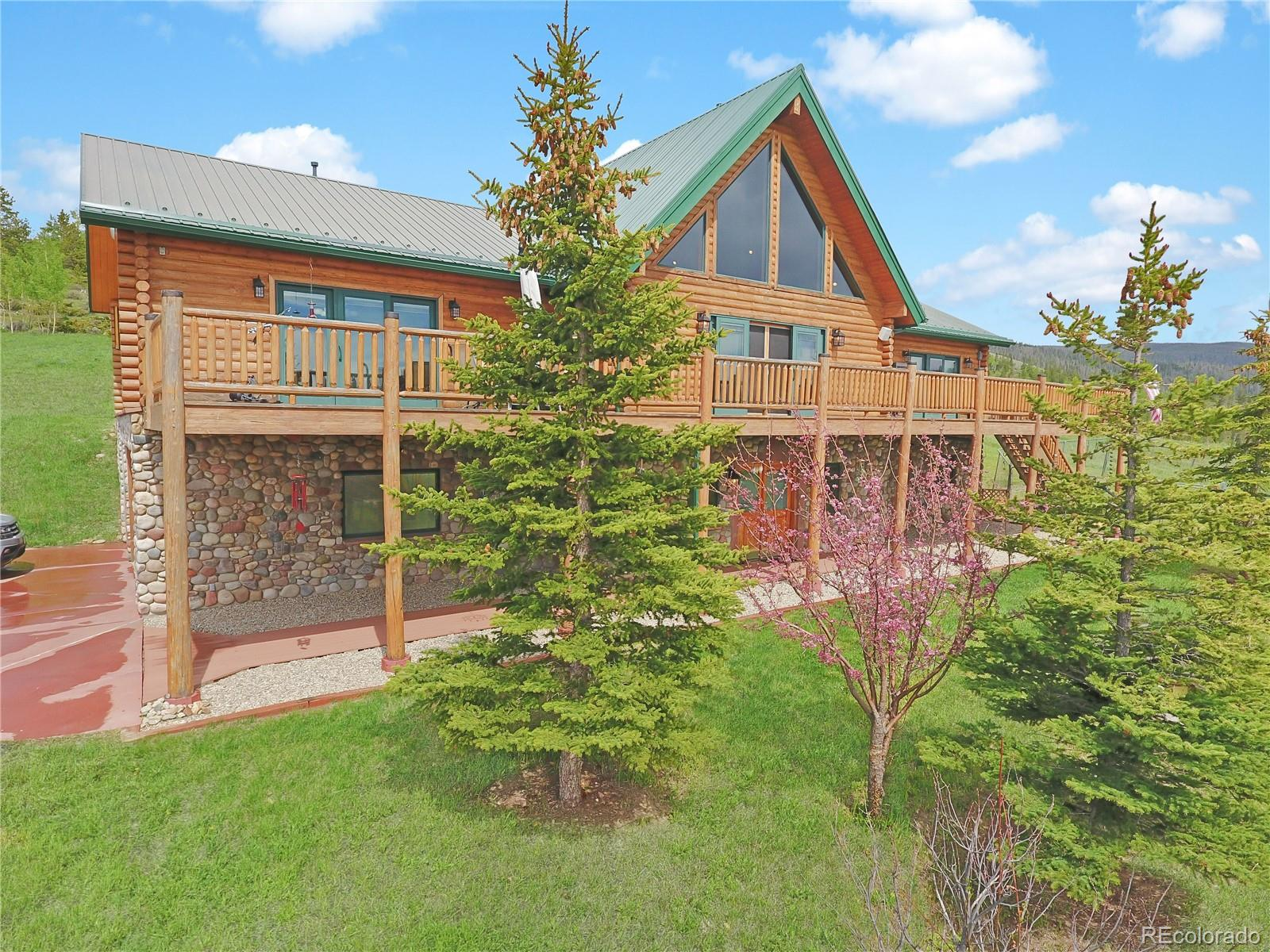 3287 County Road 60 Property Photo - Granby, CO real estate listing