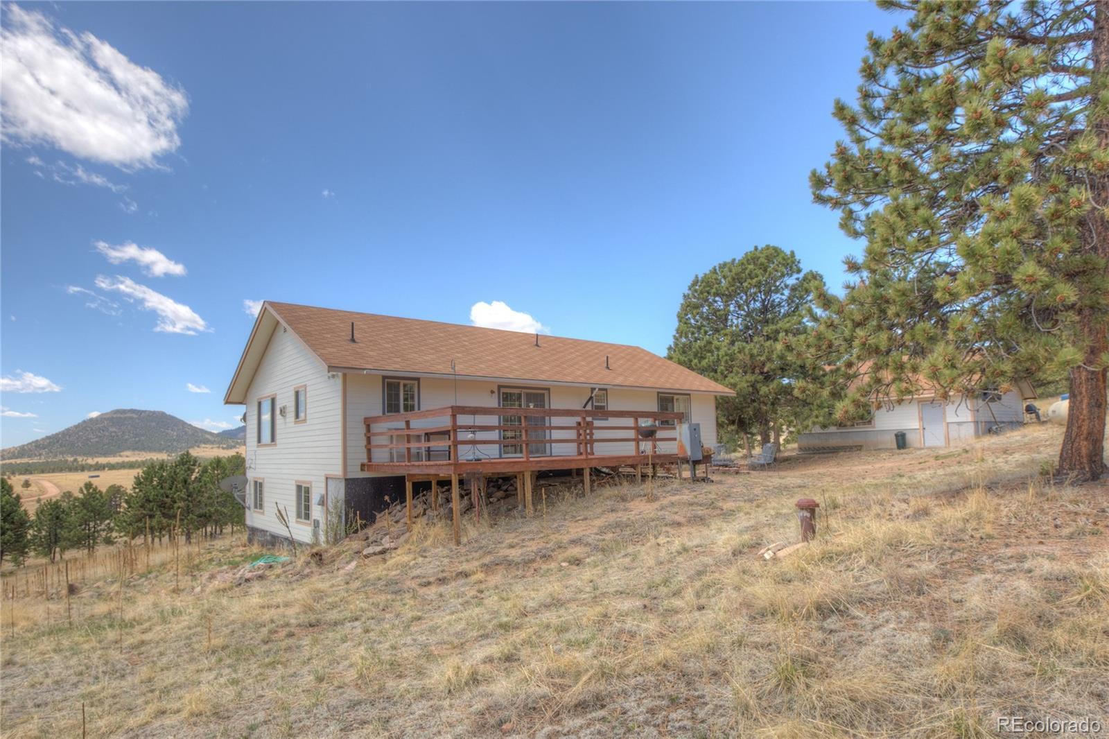 21 Peak Drive, Guffey, CO 80820 - Guffey, CO real estate listing