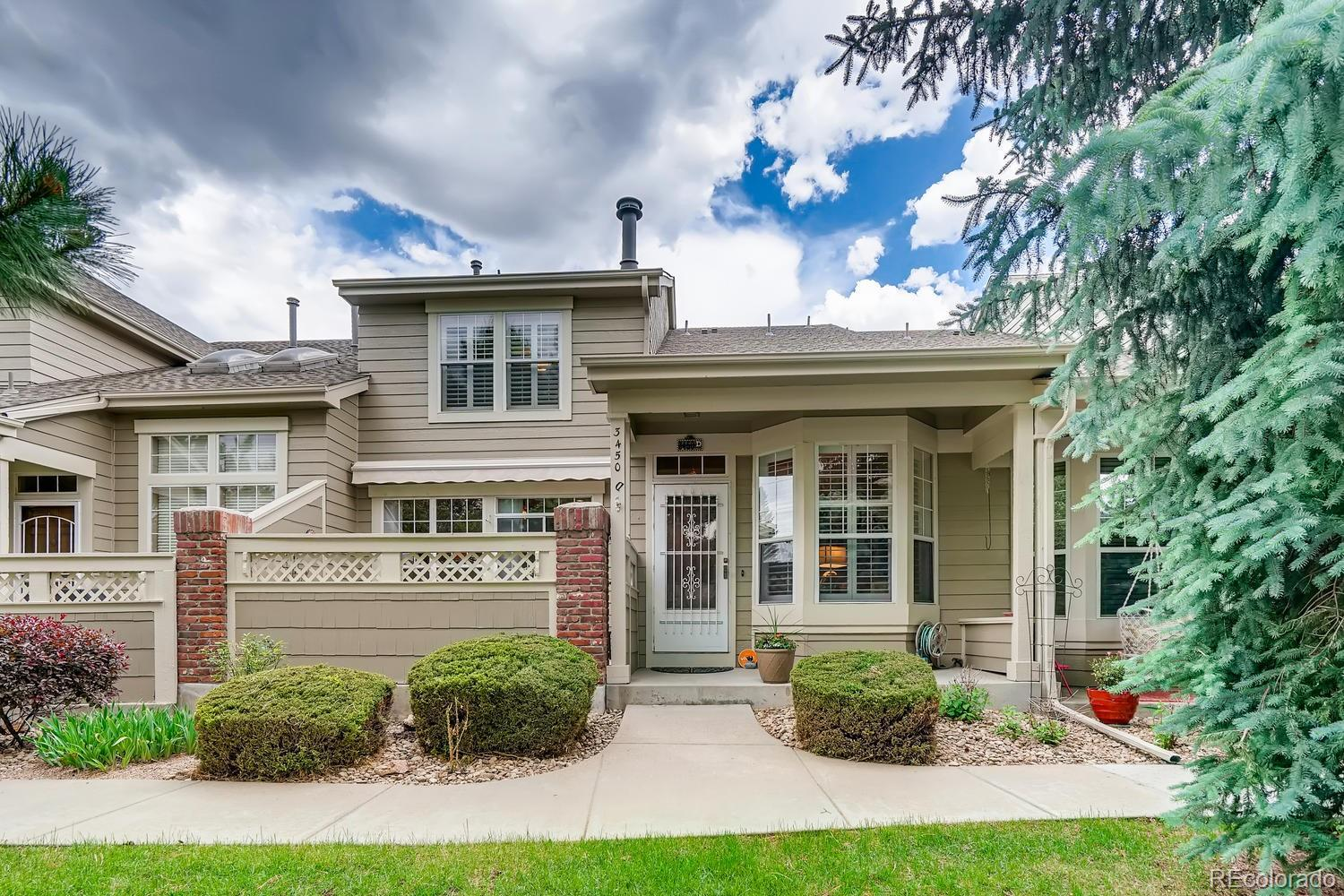 3450 W 98th Drive #D Property Photo - Westminster, CO real estate listing