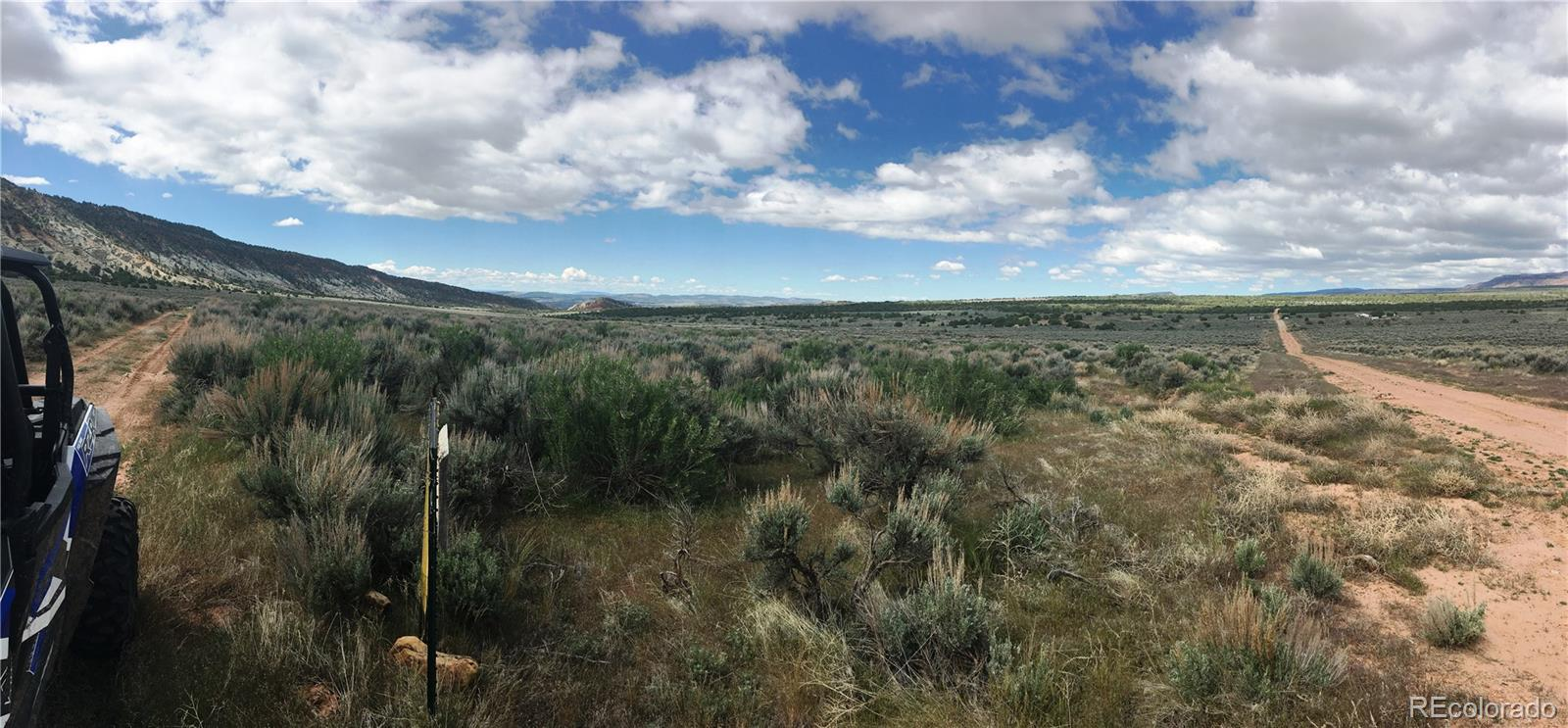 MCR 95 Lot 3 Property Photo - Dinosaur, CO real estate listing