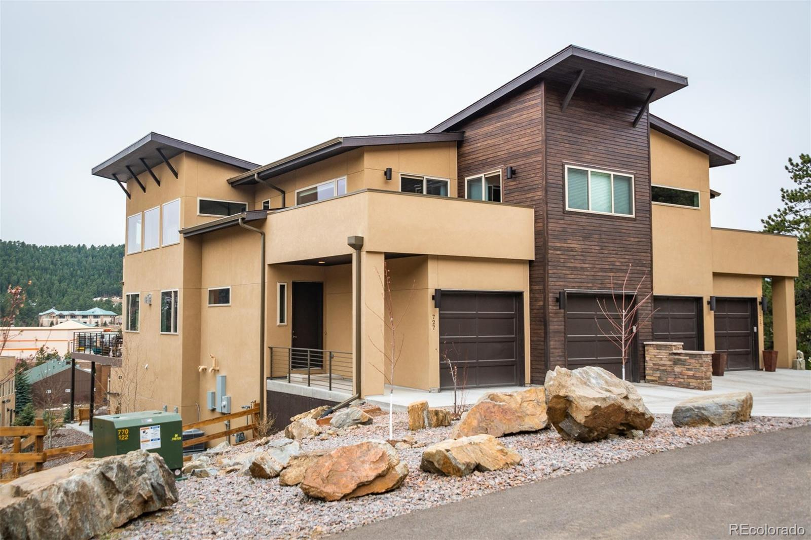 727 Dreamcatcher Lane Property Photo - Evergreen, CO real estate listing