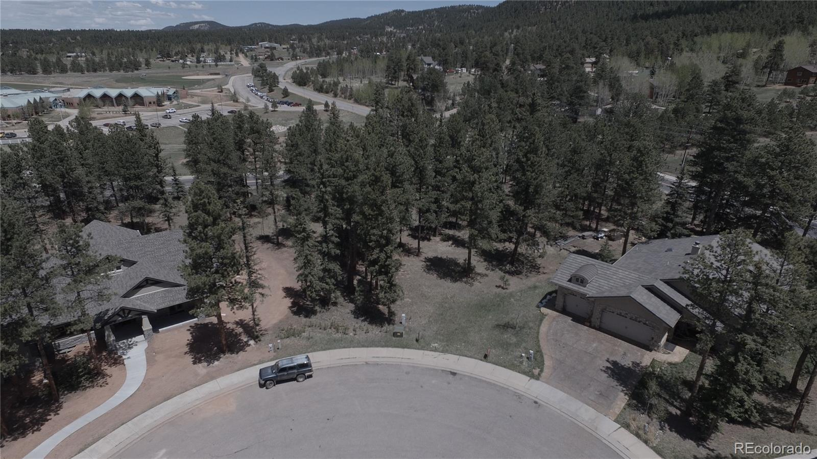 640 Chipmunk Drive Property Photo - Woodland Park, CO real estate listing