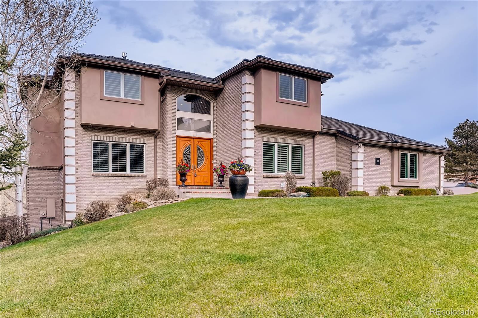 44 Golden Eagle Lane Property Photo - Littleton, CO real estate listing