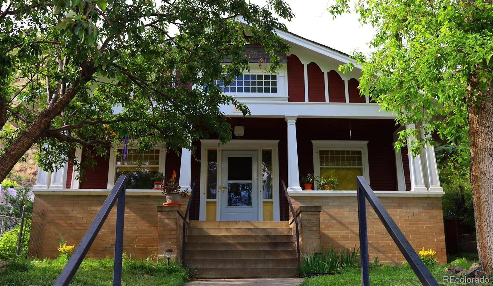 1128 Colorado Boulevard Property Photo - Idaho Springs, CO real estate listing
