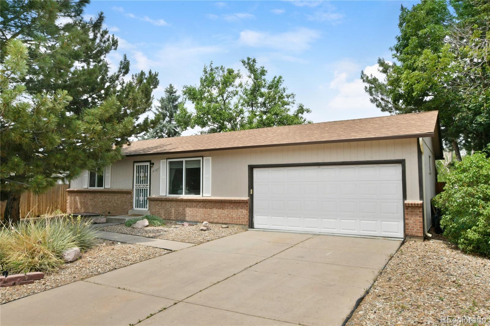 16167 E Bethany Place Property Photo - Aurora, CO real estate listing