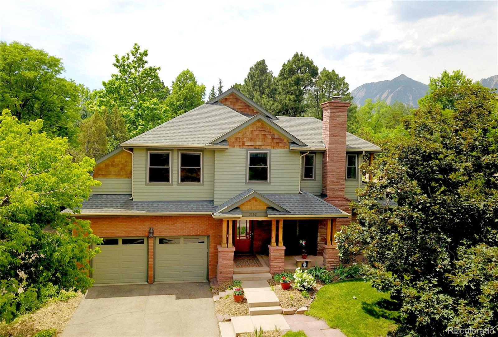 2132 Bluebell Avenue Property Photo - Boulder, CO real estate listing