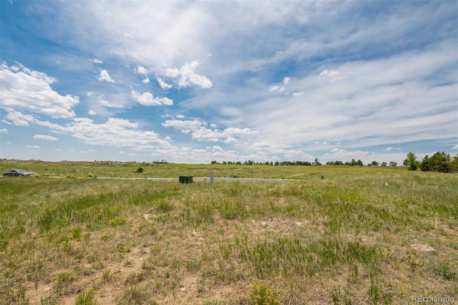 6441 Holy Cross Court Property Photo - Castle Rock, CO real estate listing