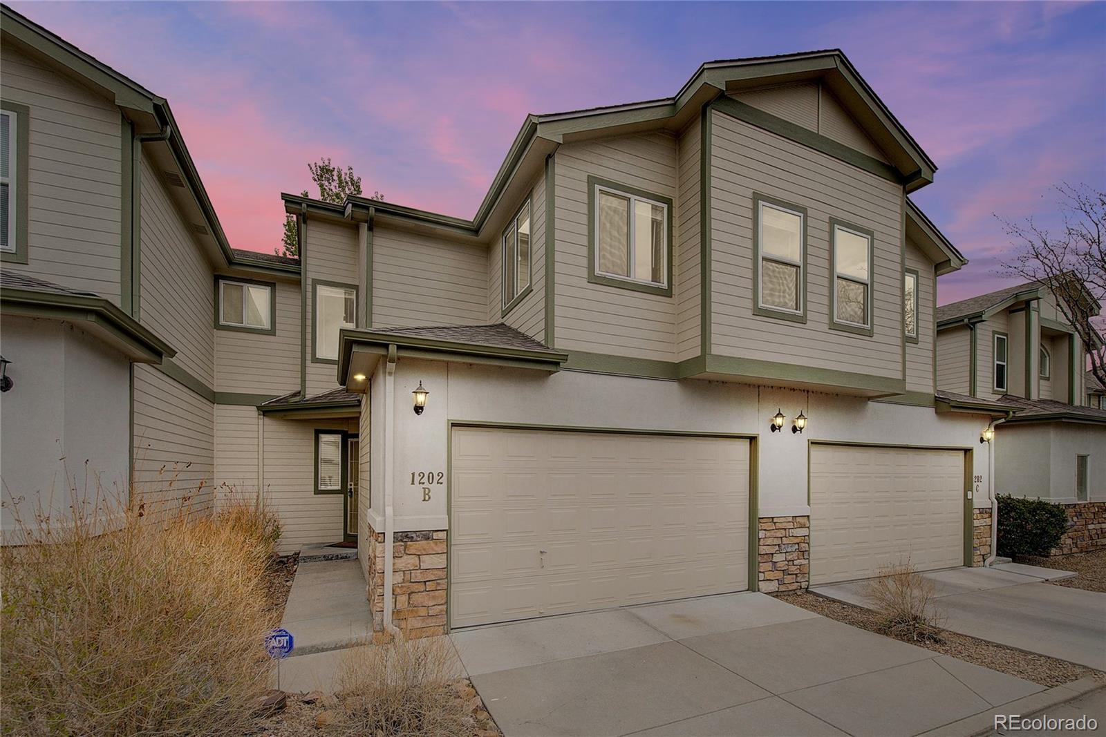 1202 S Idalia Street #B Property Photo - Aurora, CO real estate listing