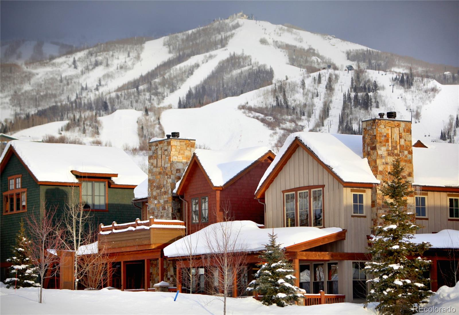 1315 Turning Leaf - Fractional Deed F Court Property Photo - Steamboat Springs, CO real estate listing